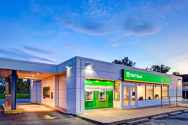 • M&T Bank, St. Johns Lane Branch