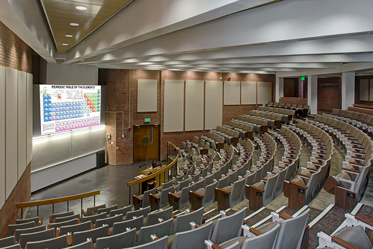 University of Maryland Baltimore County, Lecture Hall