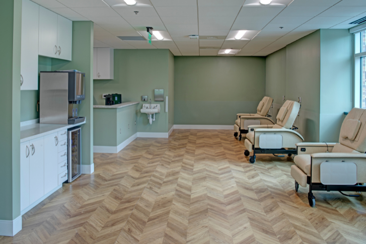 Greater Baltimore Medical Center – PPN Infusion Center